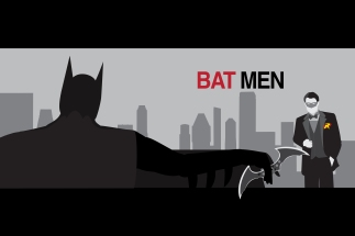 Mad men Bat men