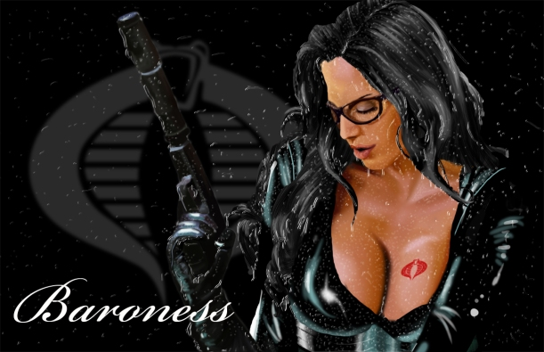 The completed Baroness