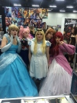 When Princesses Swarm!