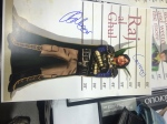 Kunal signed my picture