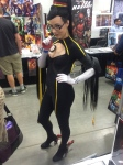 Bayonetta! I've never seen a Bayonetta cosplay, before!