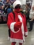 Santa Deadpool!